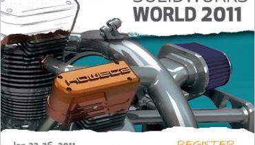 Apollo 13 sangarid osalevad SolidWorks World 2011 –konverentsil