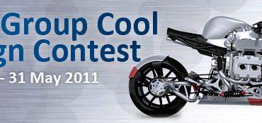 PLM Group COOL DESIGN CONTEST 2011 algab 15 märtsil 2011!