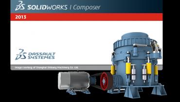 3DVIA-st saab SolidWorks Composer