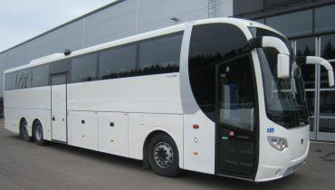 Uute busside projekteerimine muutus HostPLMiga kiiremaks