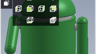 Valmis eDrawingsi versioon Androidile