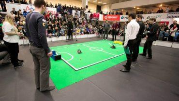 PLM Group toetab robotivõistlust Robotex