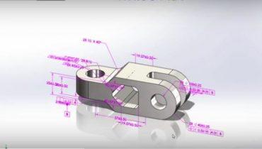SOLIDWORKS 2015: MBD ehk 3D mudelite mõõtmestamine