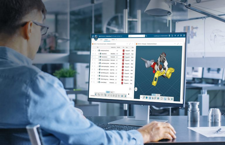 3DEXPERIENCE 3D Component Designer