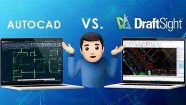 AutoCAD versus DraftSight