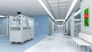 Võitluses Covid-19-ga automatiseerib Lifeline Robotics kurguproovide võtmise