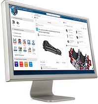 3DEXPERIENCE - a cloud-based platform that can help you develop products faster with fewer errors